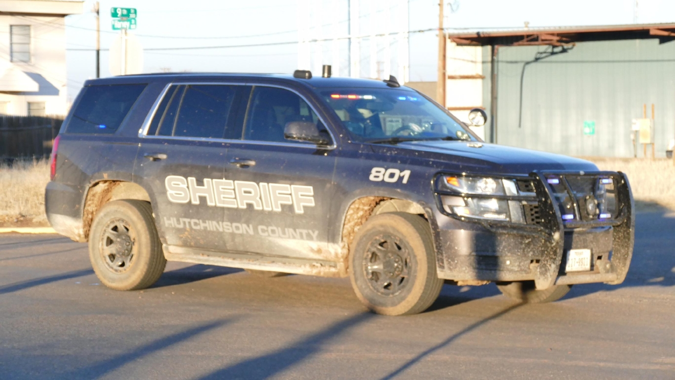 Shots fired at law enforcement during chase in Borger | KVII
