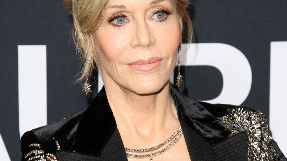 Jane Fonda: Working out is empowering