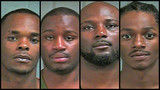 Four suspects arrested after Oklahoma City jewel theft