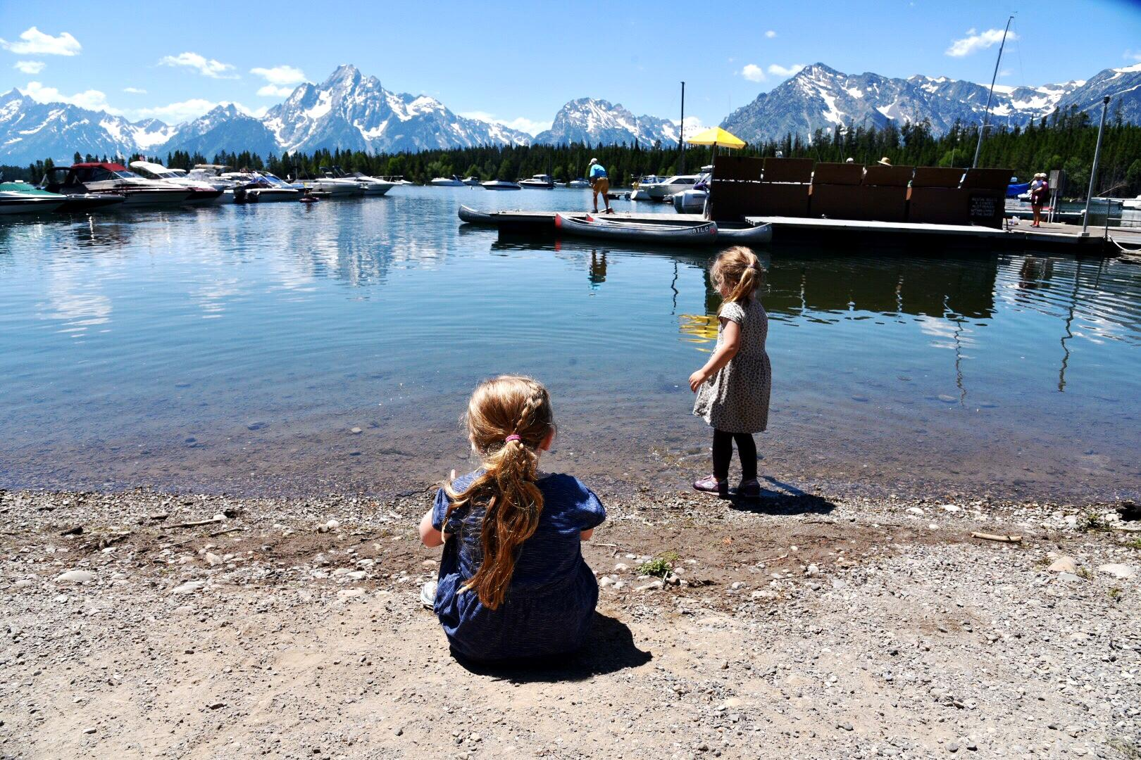 Jackson Lake is home to many boating activities from canoeing to kayaking and even motorized boats. (Image: Rebecca Mongrain/Seattle Refined)