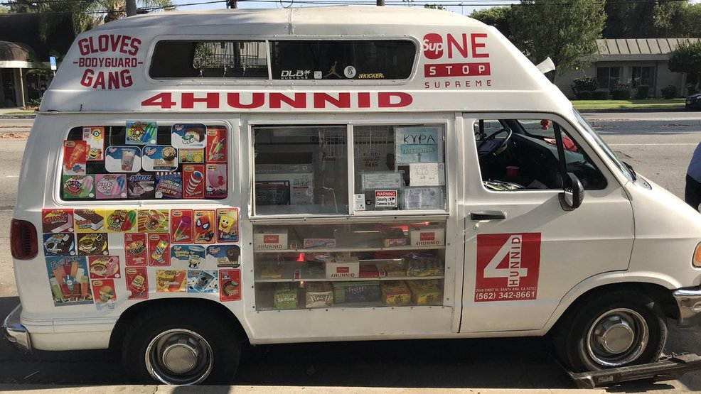 drugs allegedly sold from ice cream truck kmph