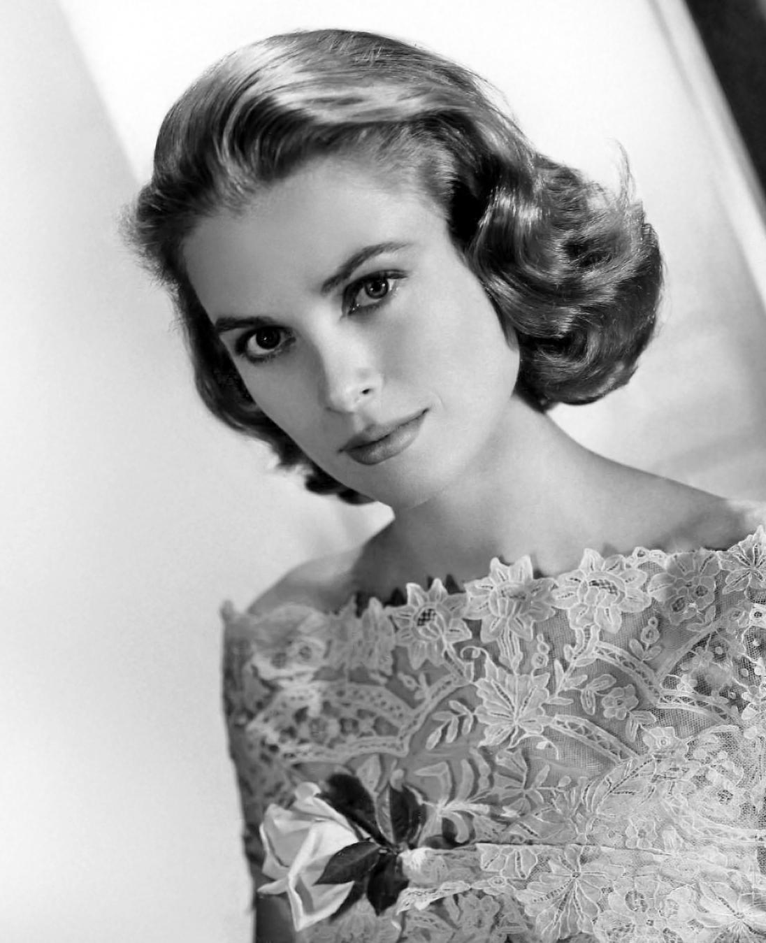 Actress Grace Kelly; 1929 - 1982 | Image Attribution: Public Domain, MGM via Wikimedia Commons