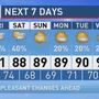 The Weather Authority | Drier Air To Arrive This Weekend