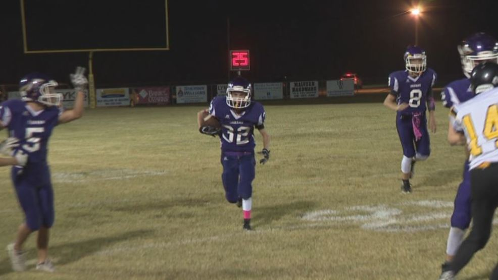 Beyond The Game Ninth Grader With Cerebral Palsy Scores Touchdown - 1 in 10 babies cp map of us