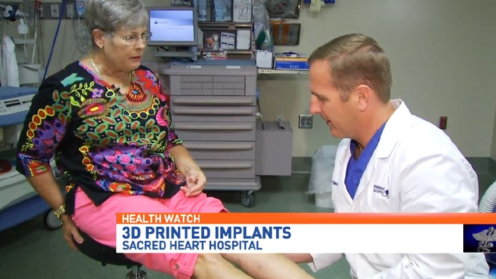 Destin doctor credits patient comfort, faster surgeries to custom implants
