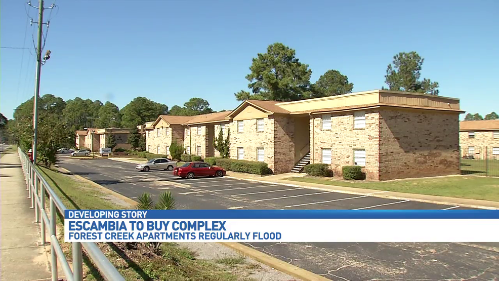 County Expected To Buy Apartment Complex Known For Regularly Flooding Wear