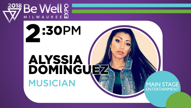 Main Stage: Alyssia Dominguez