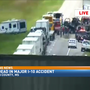 Four dead in major I-10 accident near Gautier