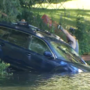 Two-year-old girl rescued from sinking car in Windham pond