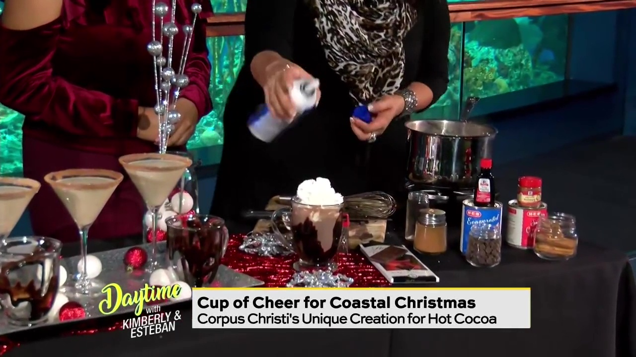 { }Cup of cheer for Coastal Christmas (SBG Photo)