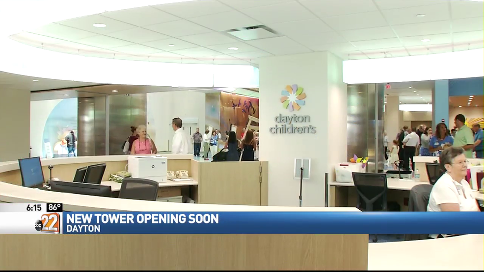 Dayton residents get a first look inside the new Dayton ...
