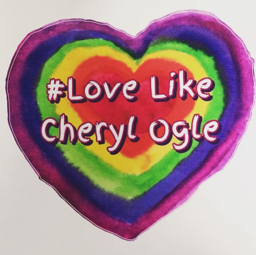 Stickers sold to benefit Gray Elementary / Trey Ogle{&amp;nbsp;}<p></p>