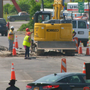 Drivers advised to use caution as construction I-690 moves forward