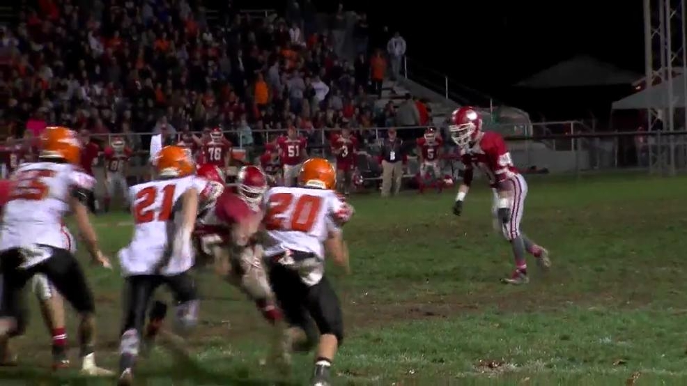 11.6.15 Highlights - Shadyside at Glouster Trimble