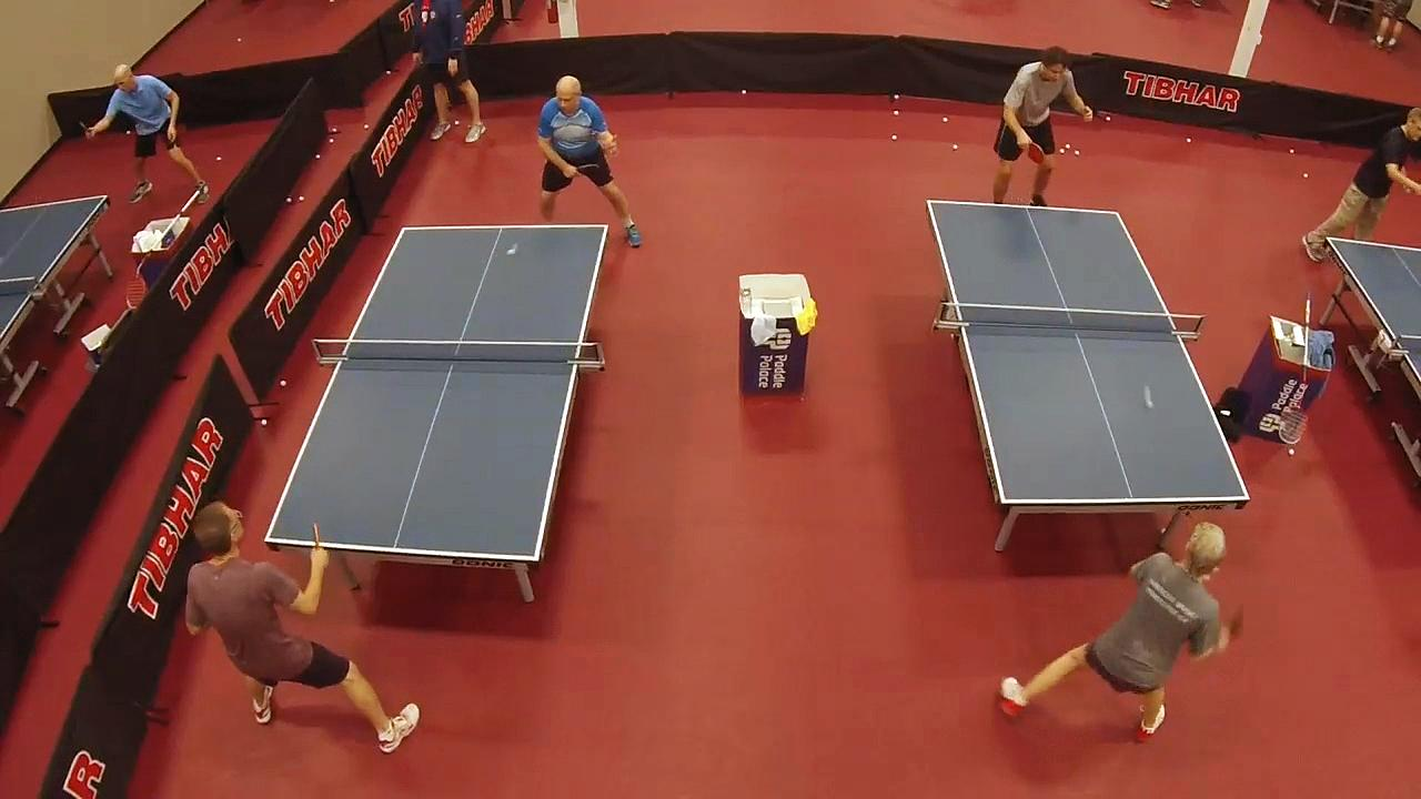 Table tennis is a growing sport and the Paddle Palace in Tigard is a popular spot to play it. (KATU Photo)