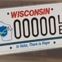 Law enforcement license plate now collects money for the cause
