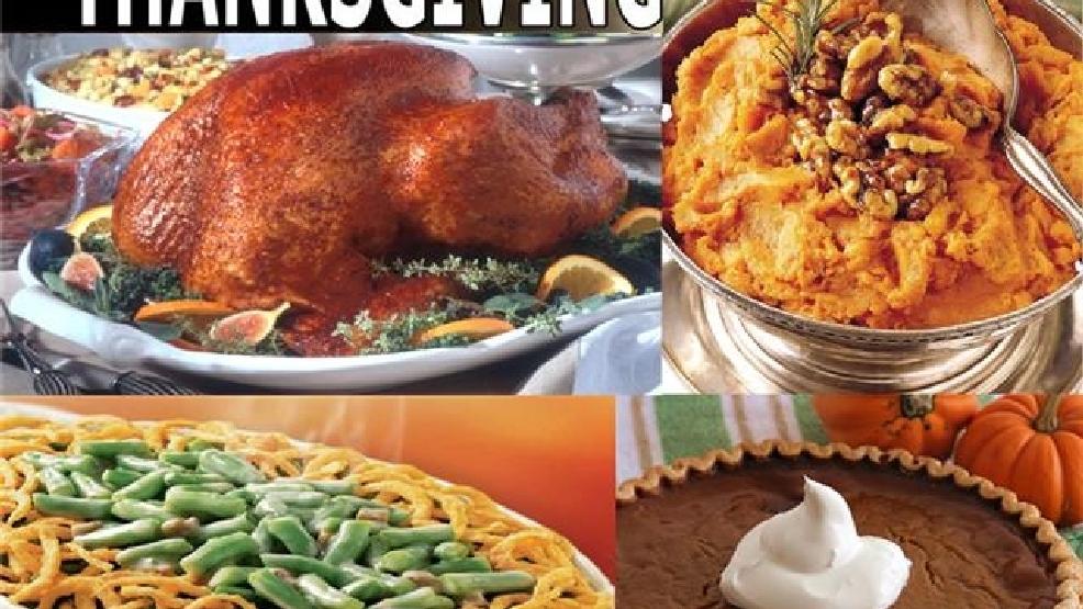 Amarillo Restaurants Open Thanksgiving