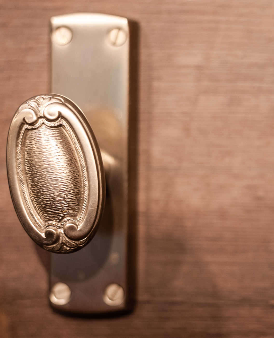 They supply all styles of door hardware such as exterior handle sets, interior knobs & levers, hinges, portholes, etc. / Image: Kellie Coleman // Published: 10.1.20