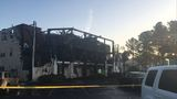 Daylight shows destruction at Windsor Green complex after fire