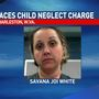 Woman accused of leaving kids home alone with weapons, illegal substances