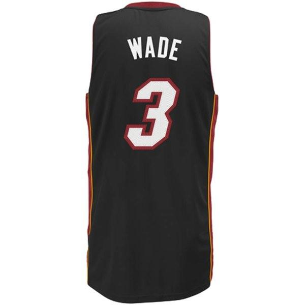 Dwyane Wade holds steady at number 7.
