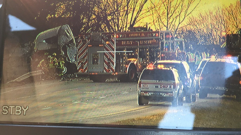 Three people die after crossover accident on I-81 | WHP