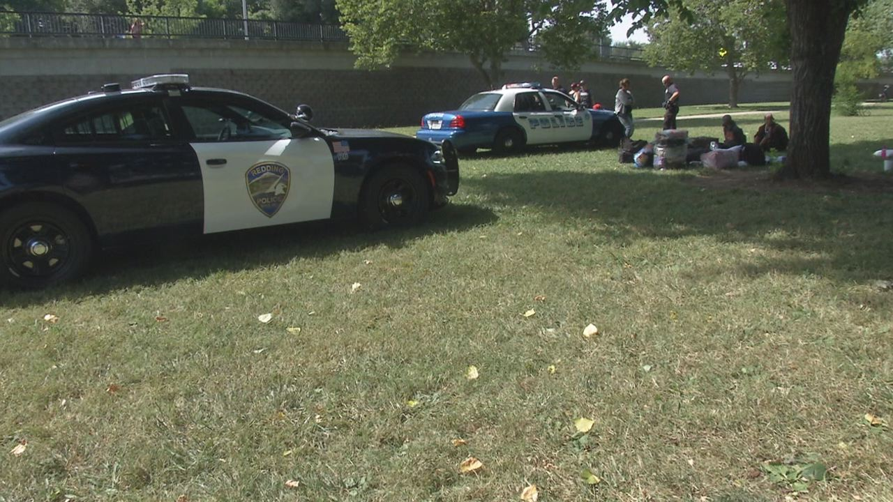 RPD sweeps for criminal activity at South City Park
