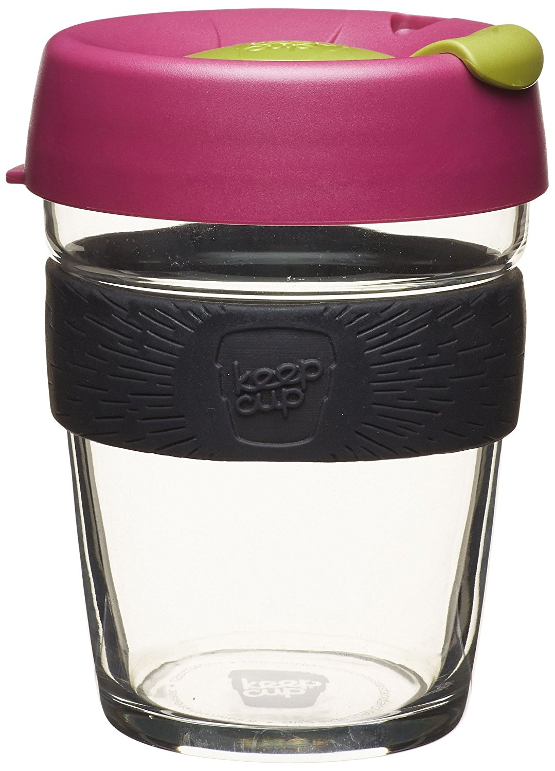 <p>Bringing your own cup to the coffee shop is not only environmentally friendly, it can also save you a few cents as many shops offer a discount for BYOC. The KeepCup Travel Mug holds 12 oz of delicious coffee in a BPA free container. The fully-tempered glass is dishwasher and microwave safe with a splash proof lid.{&amp;nbsp;} (Image: Amazon.com)</p>