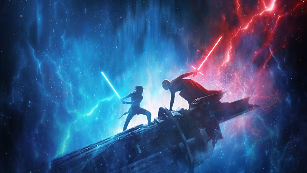 A journey nears its end in D23 'Star Wars: The Rise of Skywalker' teaser