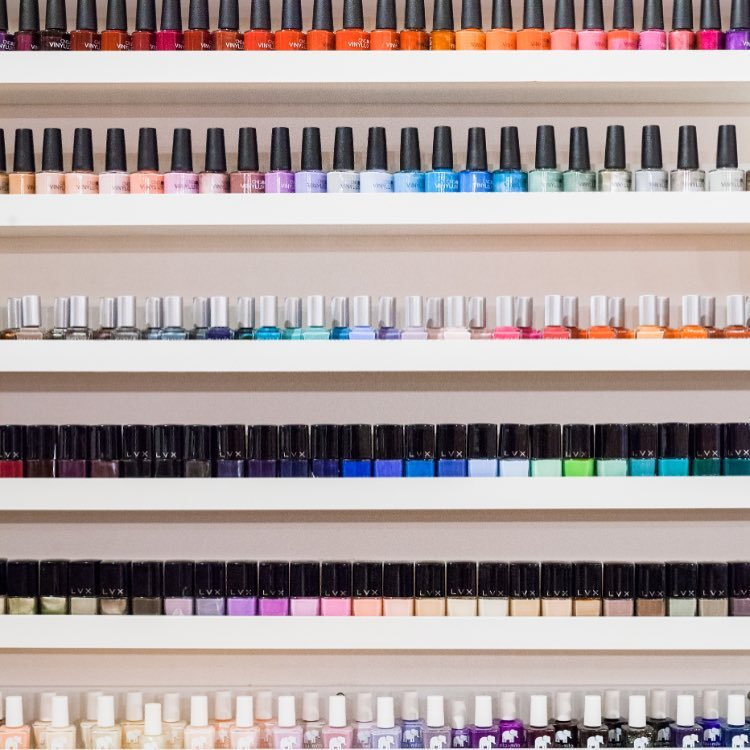 We've checked in with West Seattle's own Juniper Nail Bar before. The all-natural salon only offers polishes that are good for you and the environment, and the décor of this lady-run business is to die for. (Image: Juniper Facebook Page)