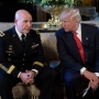 Trump taps military strategist as national security adviser
