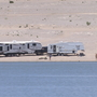 Park Rangers warn Elephant Butte Lake visitors of repercussions for unattended RV campers