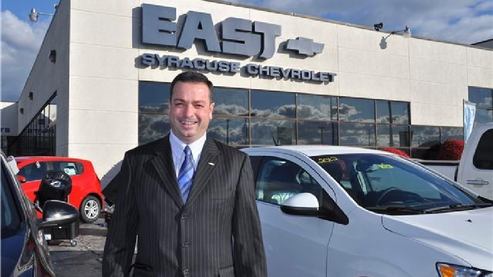 Local Success Story: Longtime employee buys East Syracuse Chevrolet