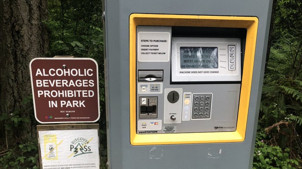 2 more Snohomish parks get $5 parking fee this summer