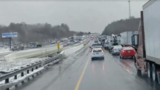 Highway Patrol: Up to 60 vehicles involved in crash in Ohio