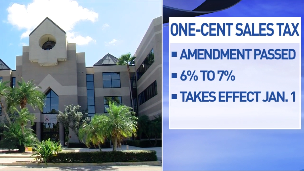 Palm Beach County Sales Tax Rate