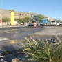 Second water main break in one week reported on Mesa Street