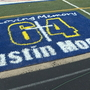 Sheridan High School honors life of Austin Moody before its football game