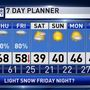 The Weather Authority | Mild Through Tomorrow; Falling Temps Friday