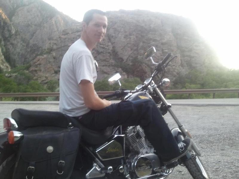 Craig Schmidt of West Jordan died from  injuries he sustained after crashing his motorcycle on Bangerter Highway. (Photo: Schmidt family)
