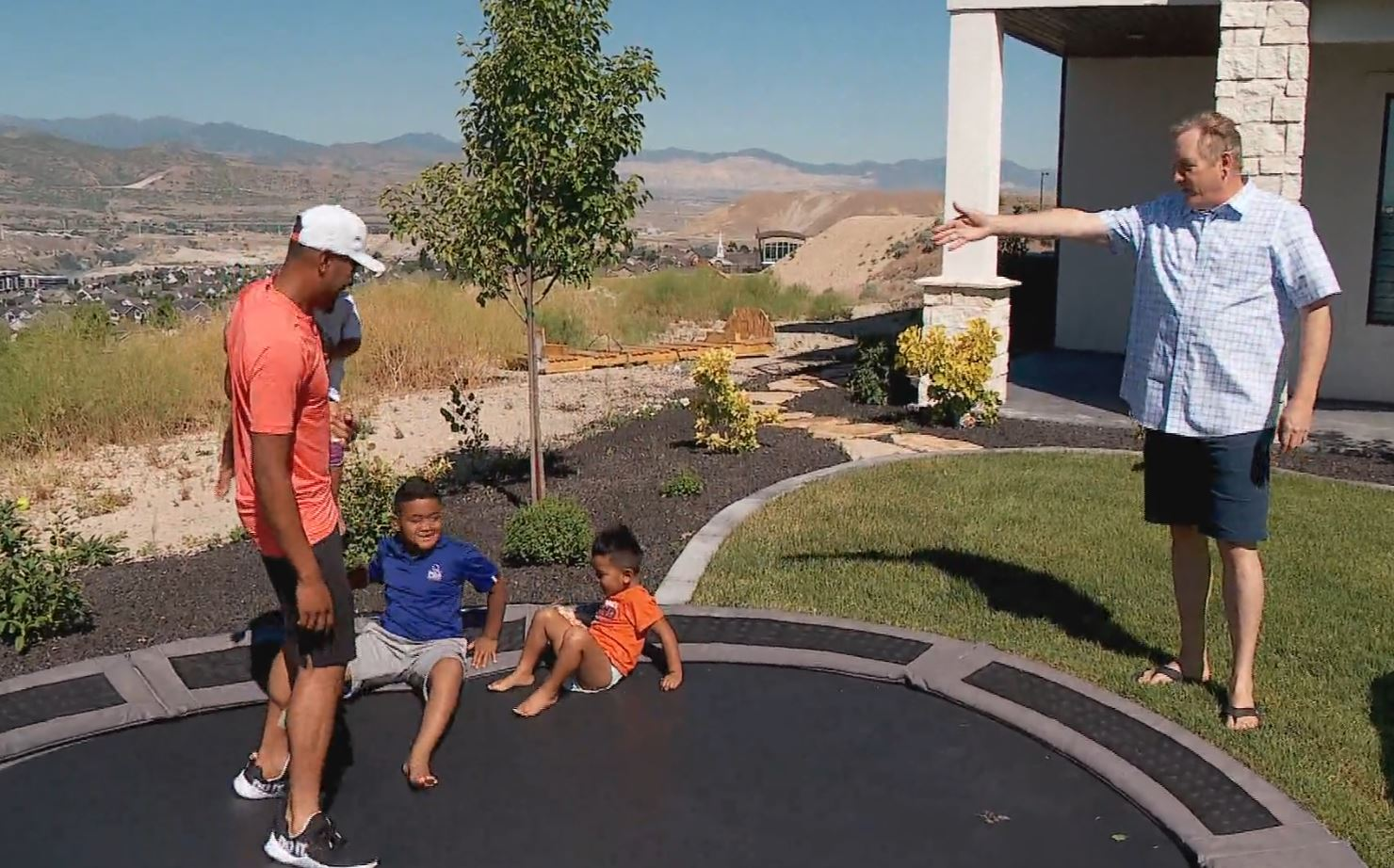 Utah's own PGA Pro Tony Finau is coming off a top 5 finish at the U.S. Open and has found a balance between his professional life, his family and his foundation.  (Photo: Kurt Smith / KUTV)<p></p>