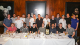 Golden Knights enjoy team dinner at Palms to celebrate end of season