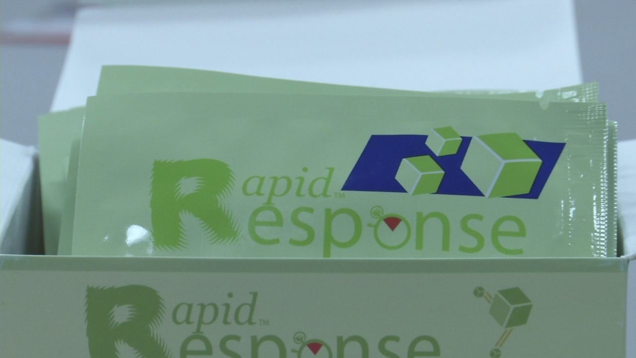 Controversial fentanyl test strips designed to make drug users think twice (WKEF/WRGT)