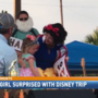 Local girl surprised with Disney trip