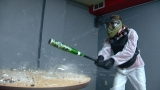 Taking a swing at the Rage Room