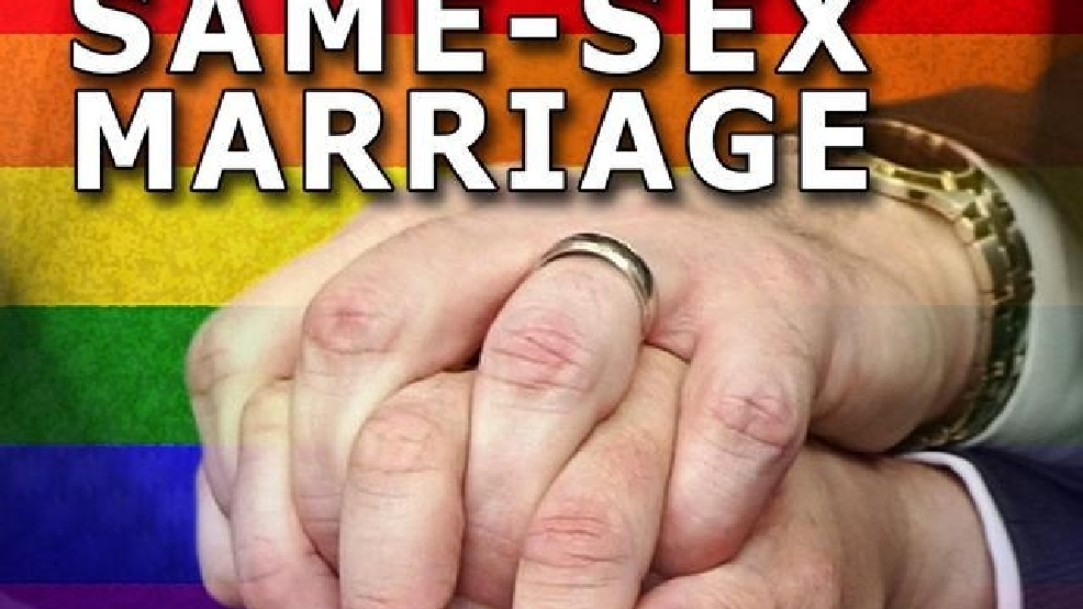 Comments against samesex marriage