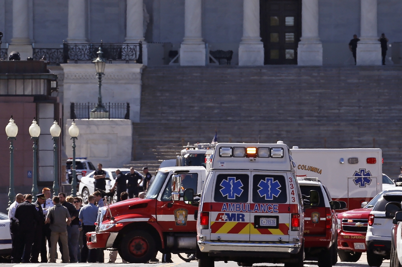 Reports: Alleged Capitol gunman disrupted House session in October