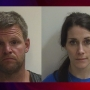 Quincy residents arrested for Possession of Meth; two children removed from home