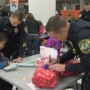 30th annual Cop Shop helps kids shop for the holidays.