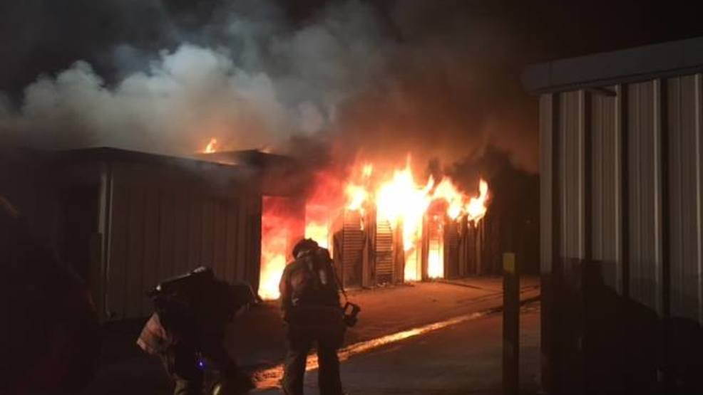 Property Manager Human Caused Fire That Damaged 64